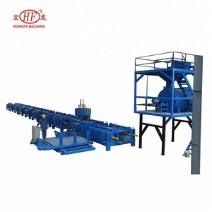 Cement Sandwich Easy Wall Blocks Making Machine EPS Concrete Lightweight Wall Panel Machine