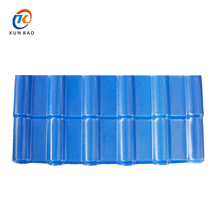high quality pvc panel Spanish style ASA synthetic resin roof sheet