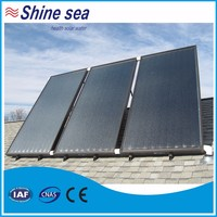 cheap prices 0.6Mpa flat plate solar collector