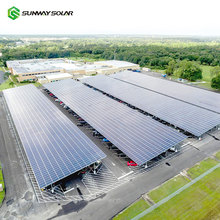 TUV certificated Sunway on grid 100kw solar system 100000w solar power system home