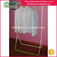Professional clothes racks and stands with plastic parts