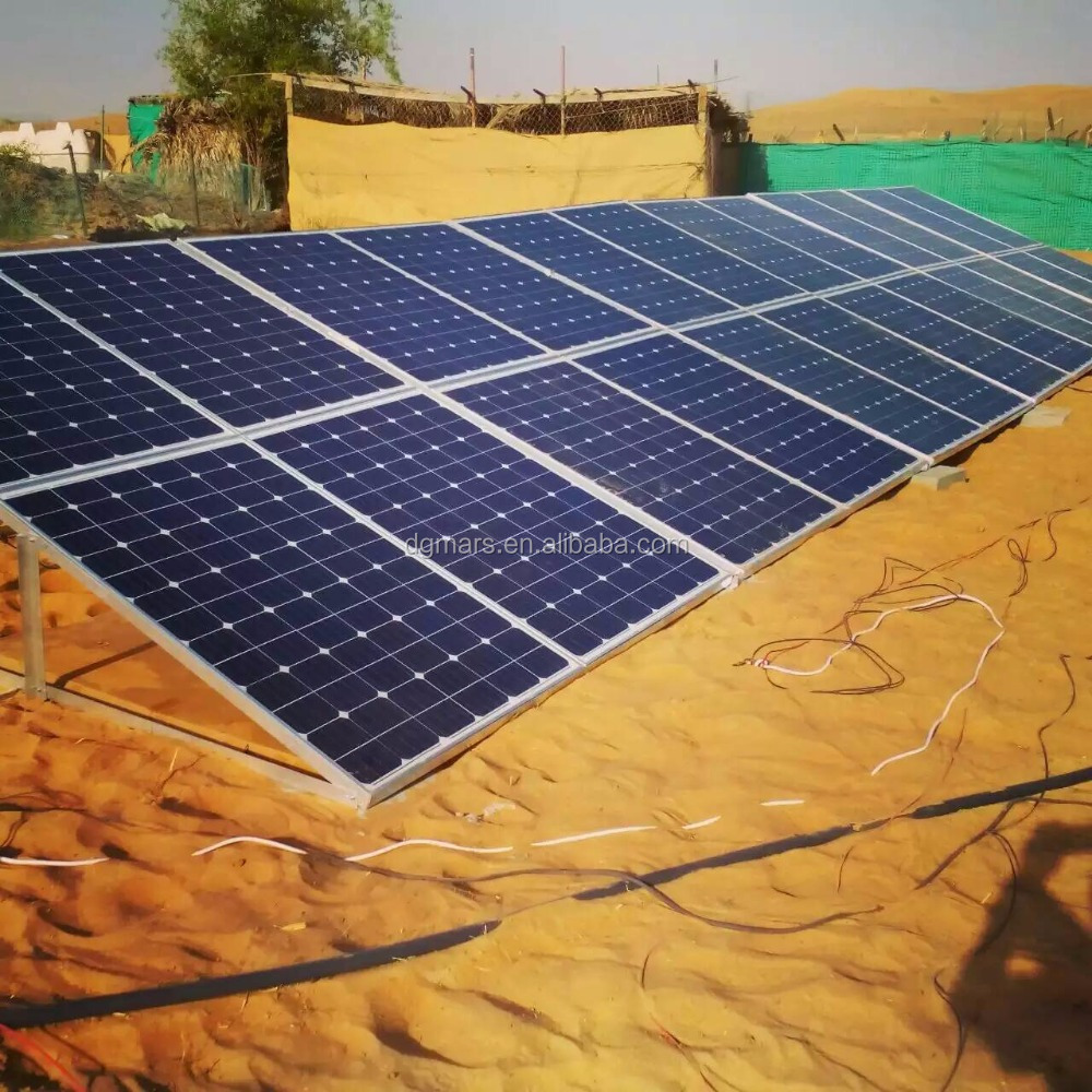 Cheap price complete unit 4KW 5KW home solar systems solar energy solar panel power with CE ROHS