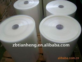 white HIPS film for thermoforming film