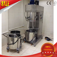 vacuum double planetary mixer for putty mixing machine
