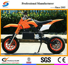 DB008 2015 Hot Sell Electric Dirt bike 800w and kids dirt bike 500w with CE for kids