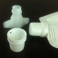 Guangzhou Cxbottle plastic spout and cap for doypack producers