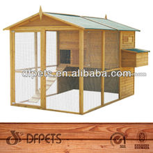 Wood Pet Playpen Chicken Cage Hen House For Sale DFC008