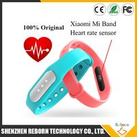 Original Xiaomi Mi Band 1S pulse heart rate Monitor IP67 Smart Bluetooth 4.0 Wristband Bracelet Sleep Monitor Smart Meter Step