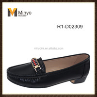 Minyo 2014 women fashion loafer manufacturers shoes moccasin