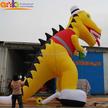 China supplier snappy giant inflatable zenith dragon cartoon
