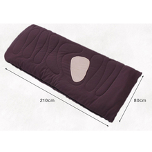 Single Envelope Sleeping Bag Emergency Heated Travel High Quality can be Assemble Sleeping Bag