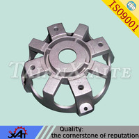 aluminum die casting for auto engine parts upper end cover