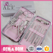 Well Designed disposible manicure set