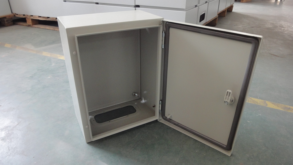 Sheet Metal Control Box Ip54 Electrical Enclosures Outdoor