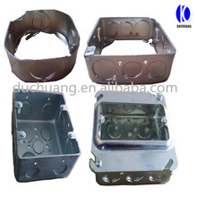 Factory Waterproof Metal Box Junction Box Electrical Boxes