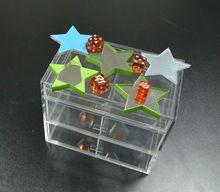 2013 christmas mirror acrylic stars good for gifts