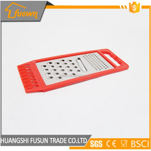 multi functional flat stainless steel carrot grater