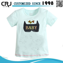 Custom Printed Baby T-shirt Manufacturer