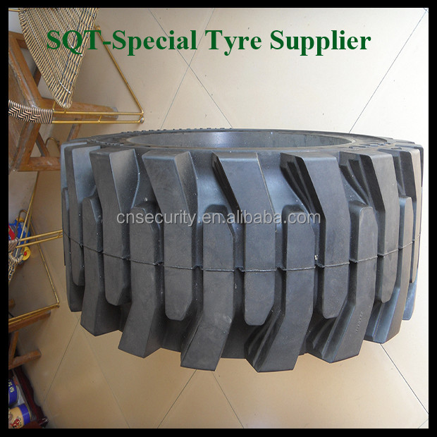 hot sale 23.5-25 bobcat skidsteer loader solid tire