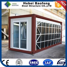 New Zealand/Canada/Australia standard expandable home for australia with foldable flat pack