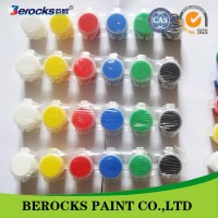 bosny acrylic spray paint/acrylic paint set for fabric