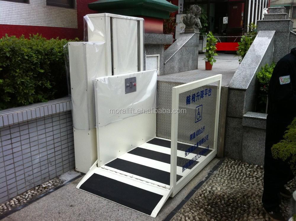 hydraulique fauteuil roulant ascenseurs ascenseur pour. Black Bedroom Furniture Sets. Home Design Ideas