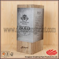 Cardboard Paper Hot Sale Wine Set Box