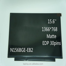 New 15.6'' Slim N156BGE-EB2 LCD Monitors For Laptop 1366*768 EDP 30Pins N156BGE-EB2 LCD Screen Display Panel
