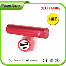Hot sell electronics alibaba express phone battery charger 2600mAh power bank with micro usb cable in Guangzhou