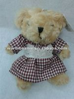 Middle stuffed Teddy bear plush toy