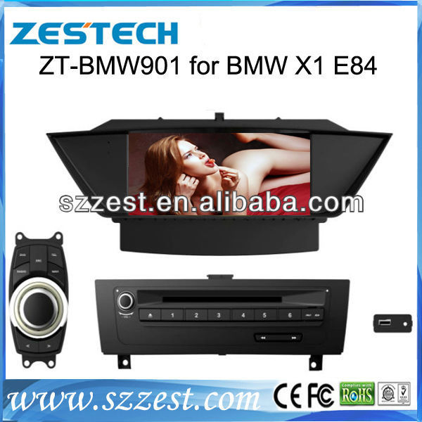 ZESTECH touch screen Special car dvd player for BMW X1 car dvd gps