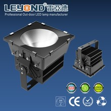 High efficiency high power 500w led marine dock flood light for sports stadium for plants