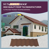 decorative ridge tiles/pvc roof shake/colored shingles metal gazebo steel roof