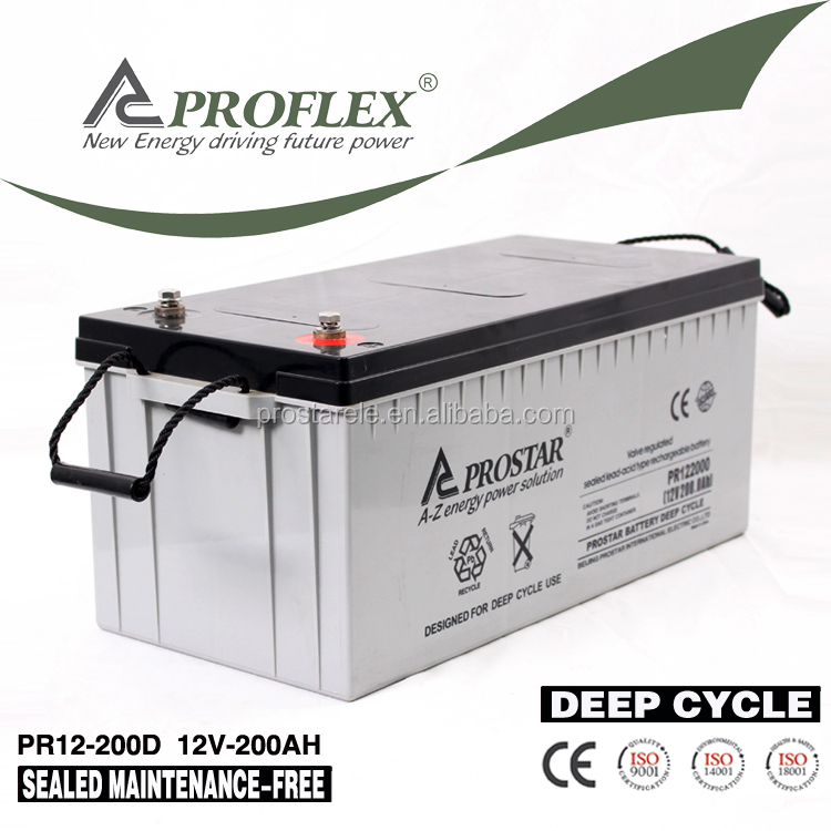 12V maintenance free Sealed lead-acid battery