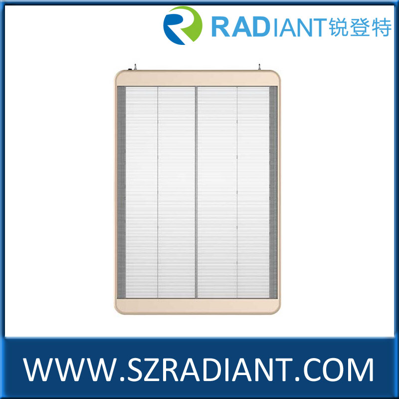Factory supply P4 indoor transparent glass led display