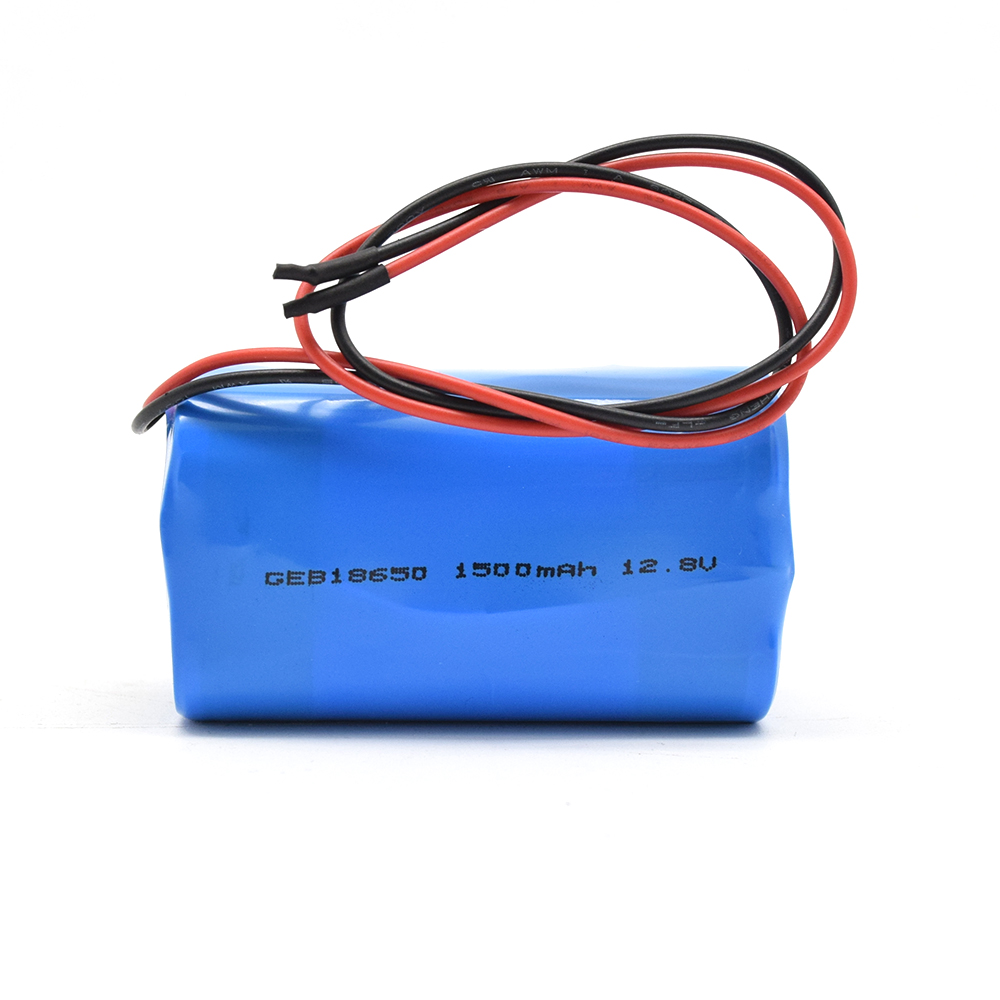 Wholesale Li-ion Rechargeable 18650 1500mAh Battery with cable