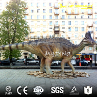 My-dino AU25-16 3d Movie Moving New Design Animatronic Dinosaur