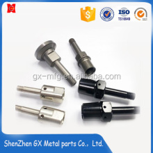 Manufacture produce custom CNC machining motorcyle parts from shenzhen