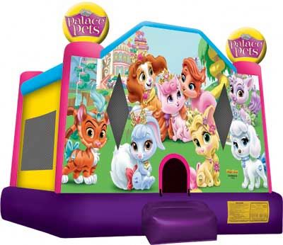 Palace Pets Jump (medium) inflatable bounce house