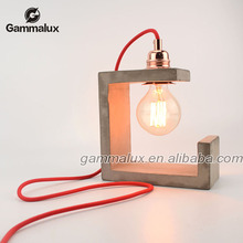 Featured products from zhongshan gammalux lighting co ltd fabric add to favorites concrete light modern table lamp greentooth Gallery