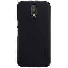 Nillkin High Quality PC Hard Back Cover Super Frosted Shield Case for MOTO G4 Plus phone bag