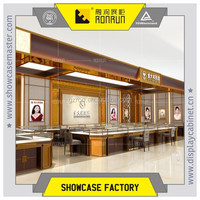 2015 new products for jewellery showroom designs