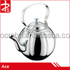 China Supplier Stainless Steel Teapot Arabic Teapot