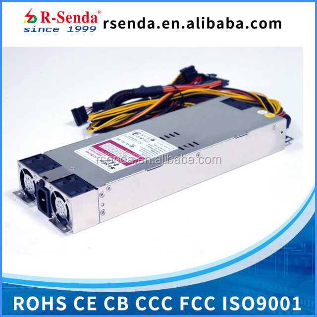 200W Industrial power supply for Server/Network switch/firewall