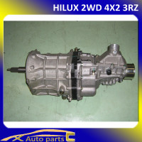2WD 4x2 3rz manual gearbox for toyota hilux