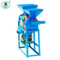 2018 Farmers favorite products Grain Processing Machinery jinsong Commercial portable rice mill machine Philippines