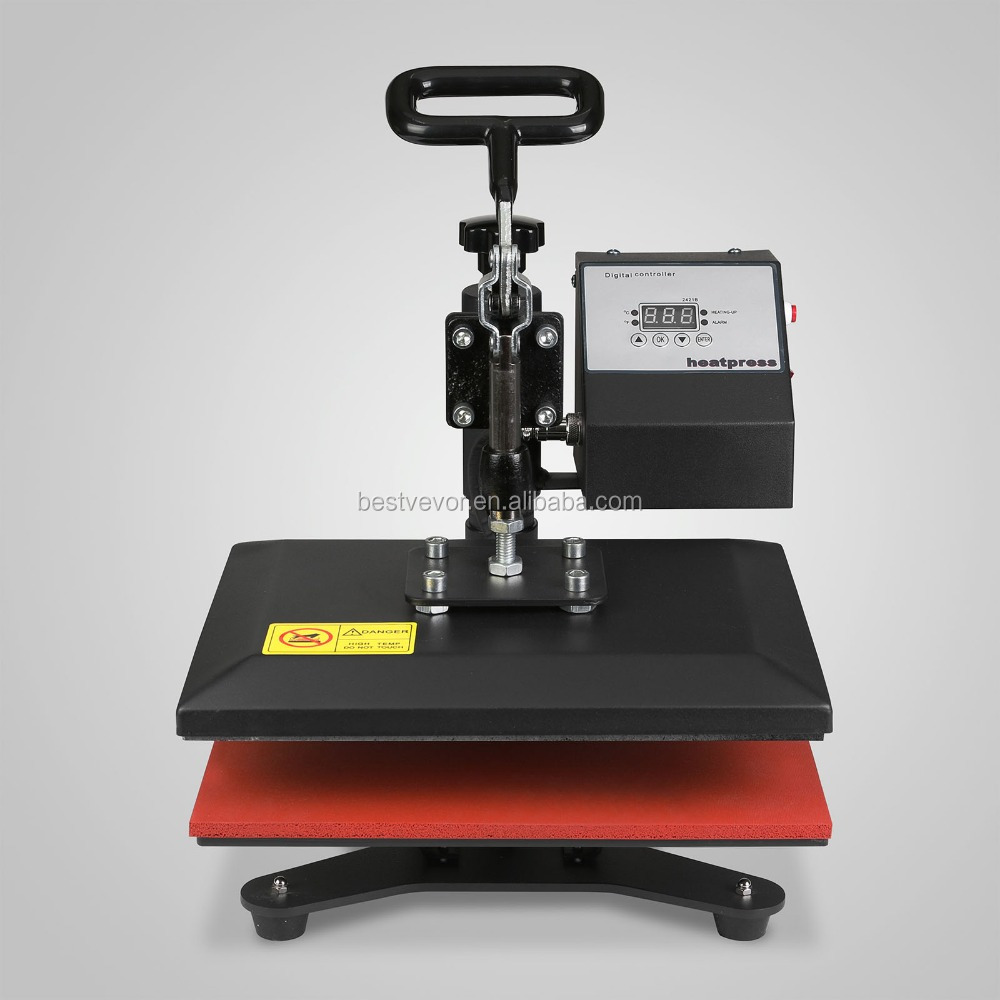"12""<strong>x10</strong>"" Digital Transfer Machine Swing Away Heat Press Machine for Tshirt"