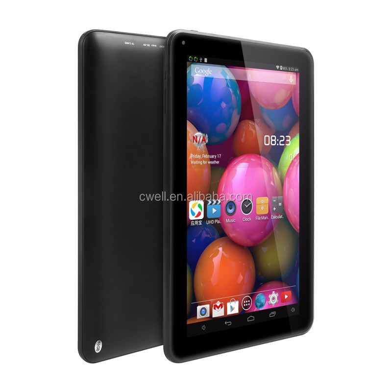 Boxchip V11 Allwinner A33 Quad Core Andriod 4.4 1GB RAM 8GB ROM 5000mAh Big Battery Best 10 inch Cheap Tablet PC