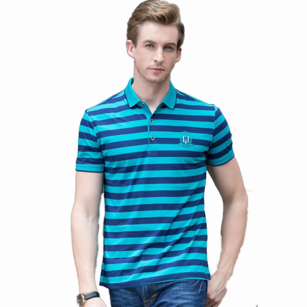 Buy 2015 Men Polo Shirt Short Sleeve Brand100 Cotton Casual
