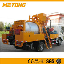 Pothole repair truck for road